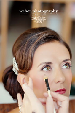 Tampa Florida Wedding Makeup Artist